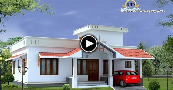 Best Kerala Style Home Designs Feb-2015
