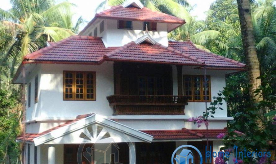 5BHK, Renovation Home Design and Plan