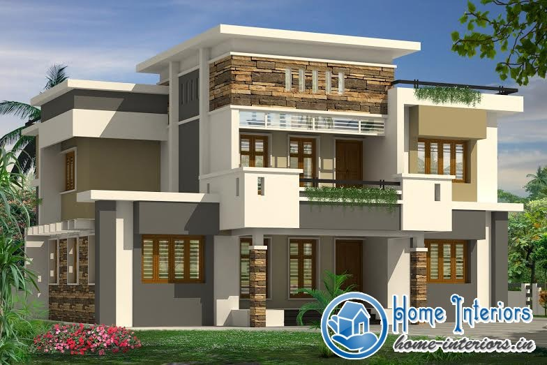 3500 Sqft , 4BHK Contemporary Style House Design
