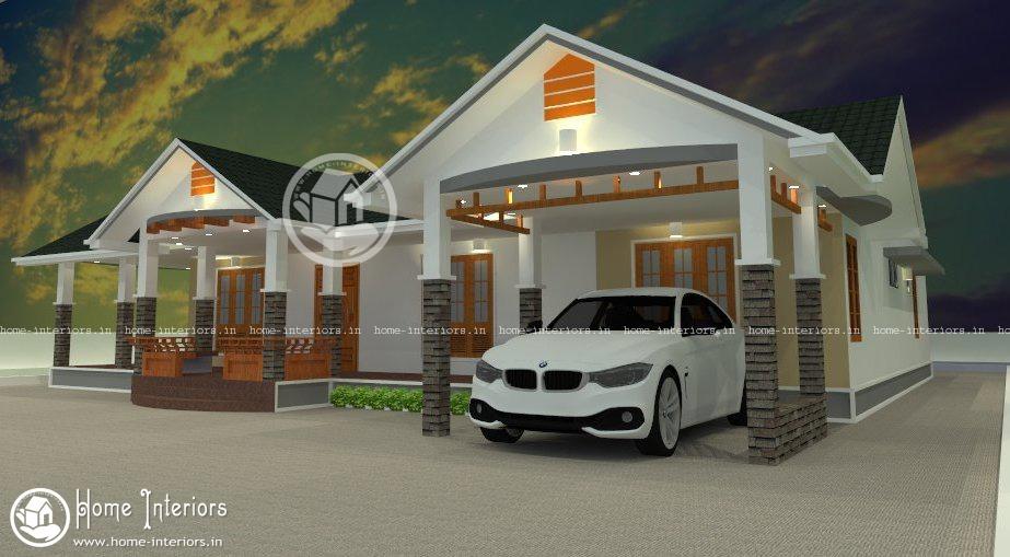 2450 Square Feet Amazing And Beautiful Kerala Home Designs