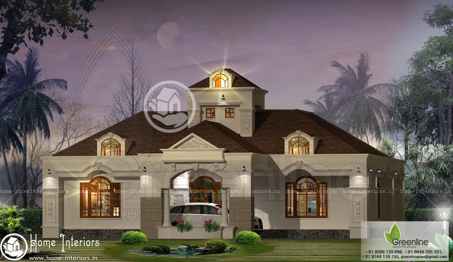 1500 sq ft beautiful single floor house design for 1500 sq ft house plans kerala