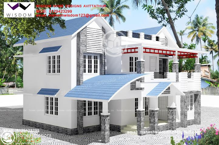 1948 Square Feet Amazing And Beautiful Kerala Home Designss