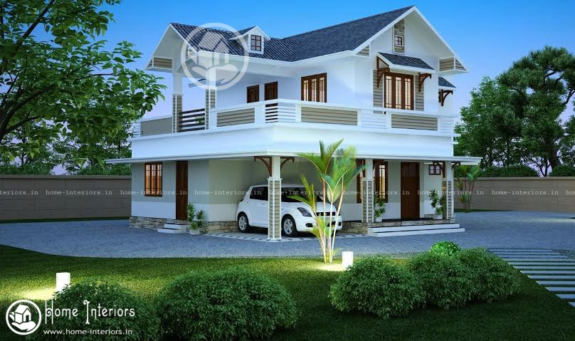 1950 Sq Ft Amazing And Beautiful Kerala Home Designss
