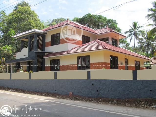 2500 sq ft renovated home design for 2500 sq ft house plans in kerala
