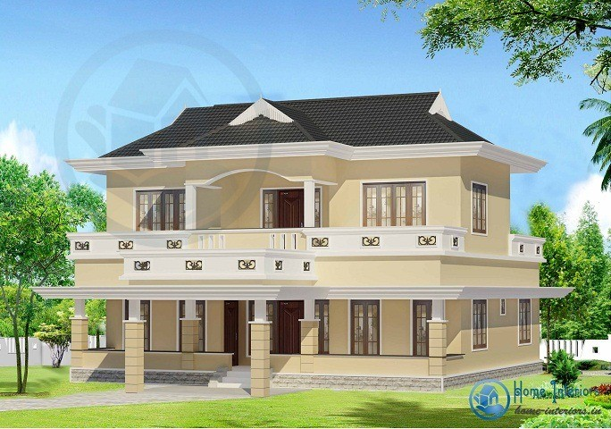 Magnificent Kerala Home 4BHK Contemporary Designs