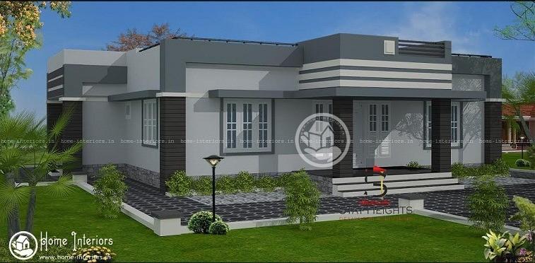 Marvellous Kerala Home Single Storied Design