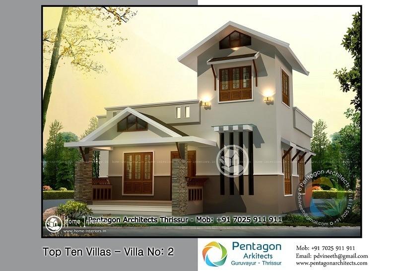 Superlative Contemporary Kerala Home Designs
