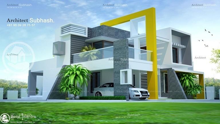Peerless Double Floor 2470 Sq Ft Home Design