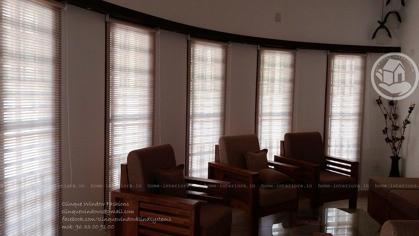 Fascinating Kerala Modern Interior Curtain Designs