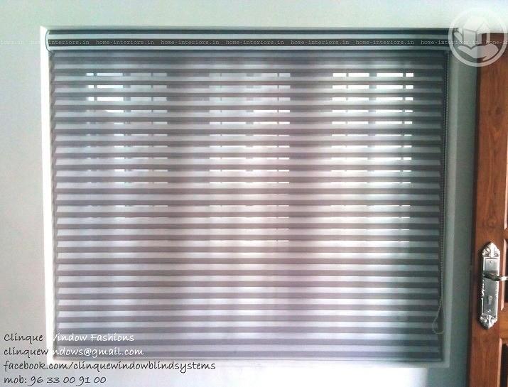 Fascinating Kerala Modern Interior Curtain Designs