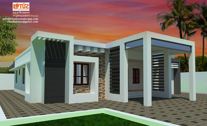 1200 Sq Ft Amazing And Beautiful Kerala Home Designs Facebook Home Interiors