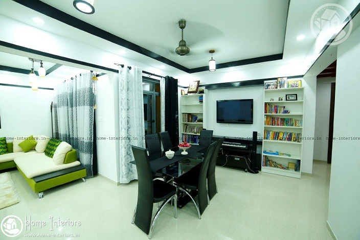 Square Feet Amazing And Beautiful Kerala Home Dining Design2