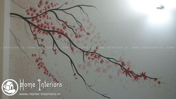 Incredible Modern Hand Art Work Interior Designs