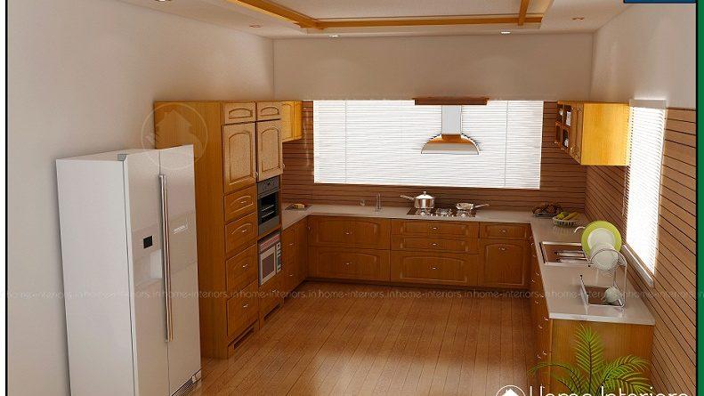 Outstanding Contemporary Home Kitchen Interior Designs