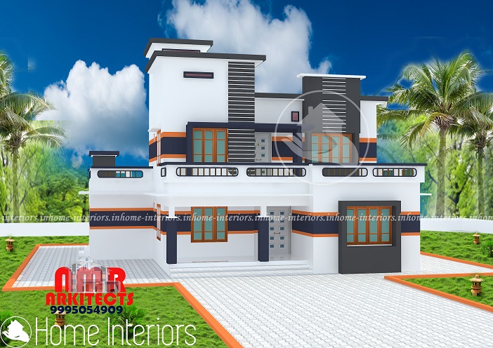 Square Feet Excellent And Amazing Kerala Home Designs