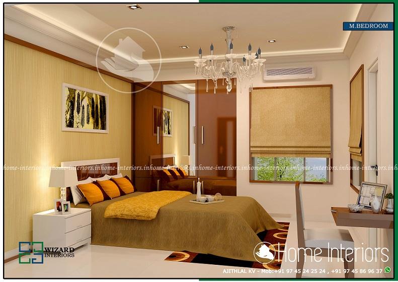 kerala master bedroom interior design www