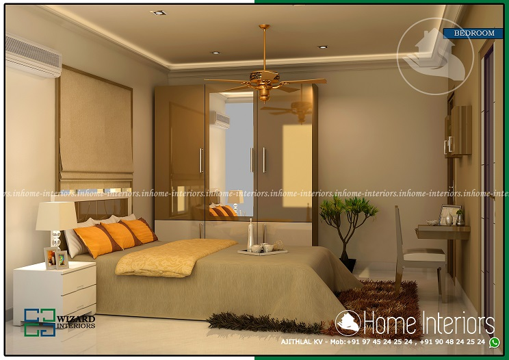 Marvelous Contemporary Budget Home Bedroom Interior Design