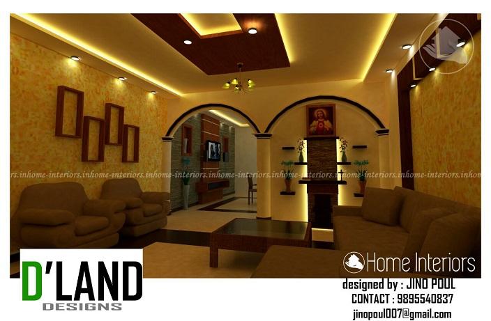 Fascinating Contemporary Budget Home Interior Living Design