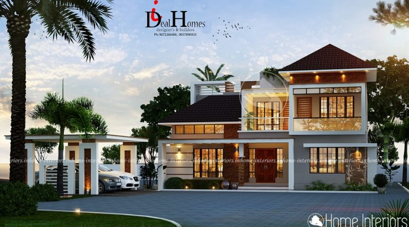 4001 sq ft 4500 sq ft archives home interiors for 4500 sq ft home
