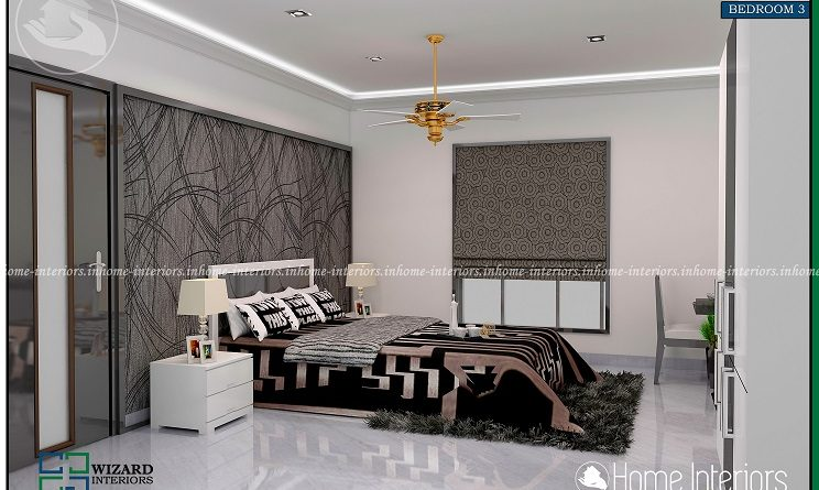 Fascinating home bedroom contemporary interior design for Excellent home interiors