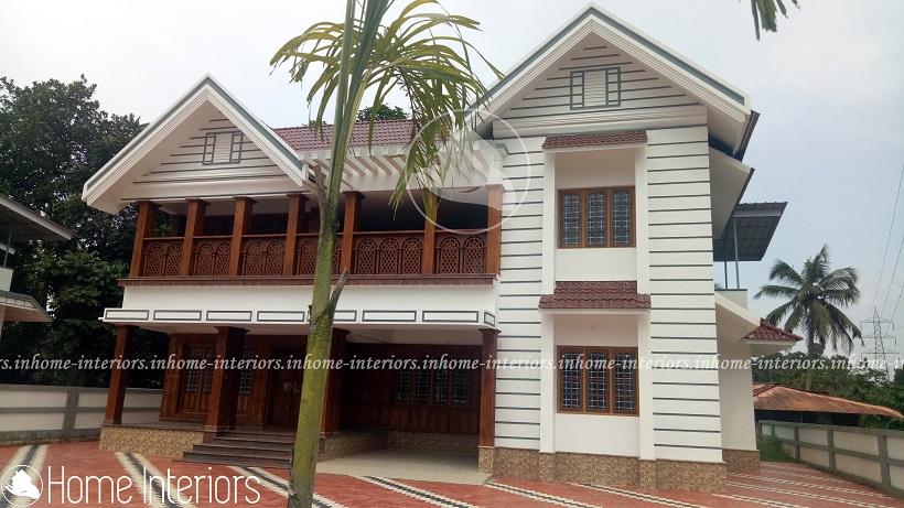 2800 Square Feet 4 BHK Contemporary Home Design For Sale