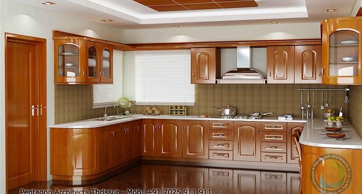 excellent large kitchen design | Excellent Contemporary Home Modular Kitchen Interior Design