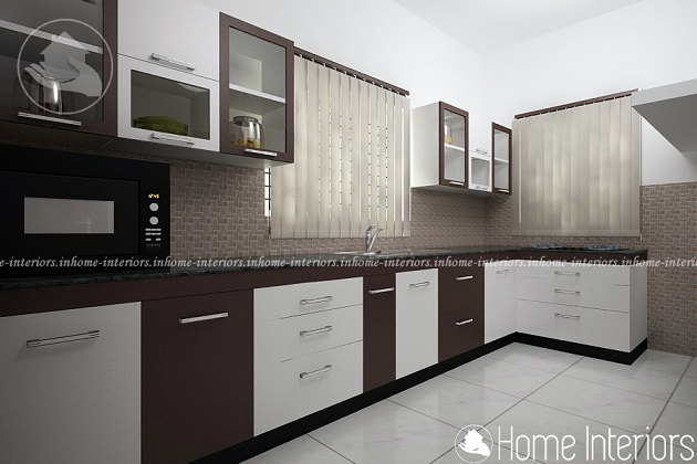 Amazing Contemporary Style Budget Kitchen Interior Design