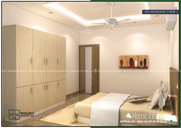 Amazing Contemporary Bedroom And Kitchen Interior Designs
