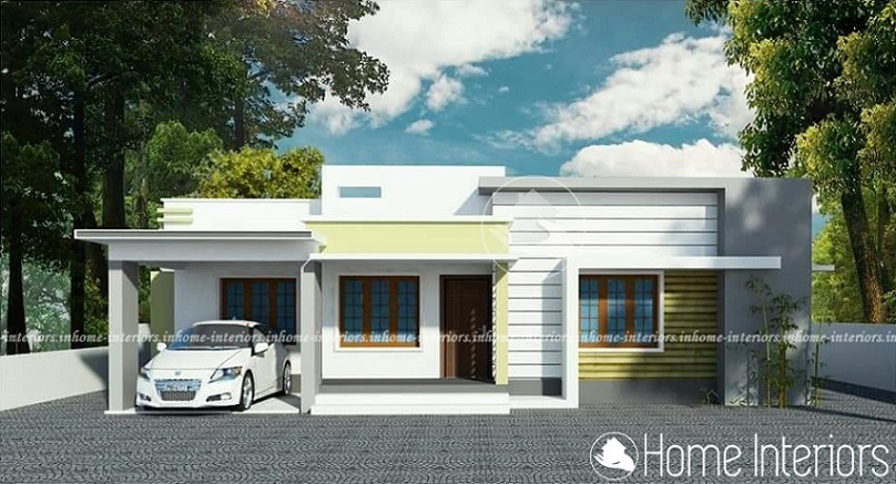 Top 15 Low Budget 3 BHK Contemporary Home Designs