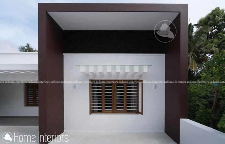 1931 Square Feet Contemporary Double Floor Home Design